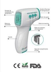 [Lager Lokalen] thermometre Infrarot digital nicht kontaktieren