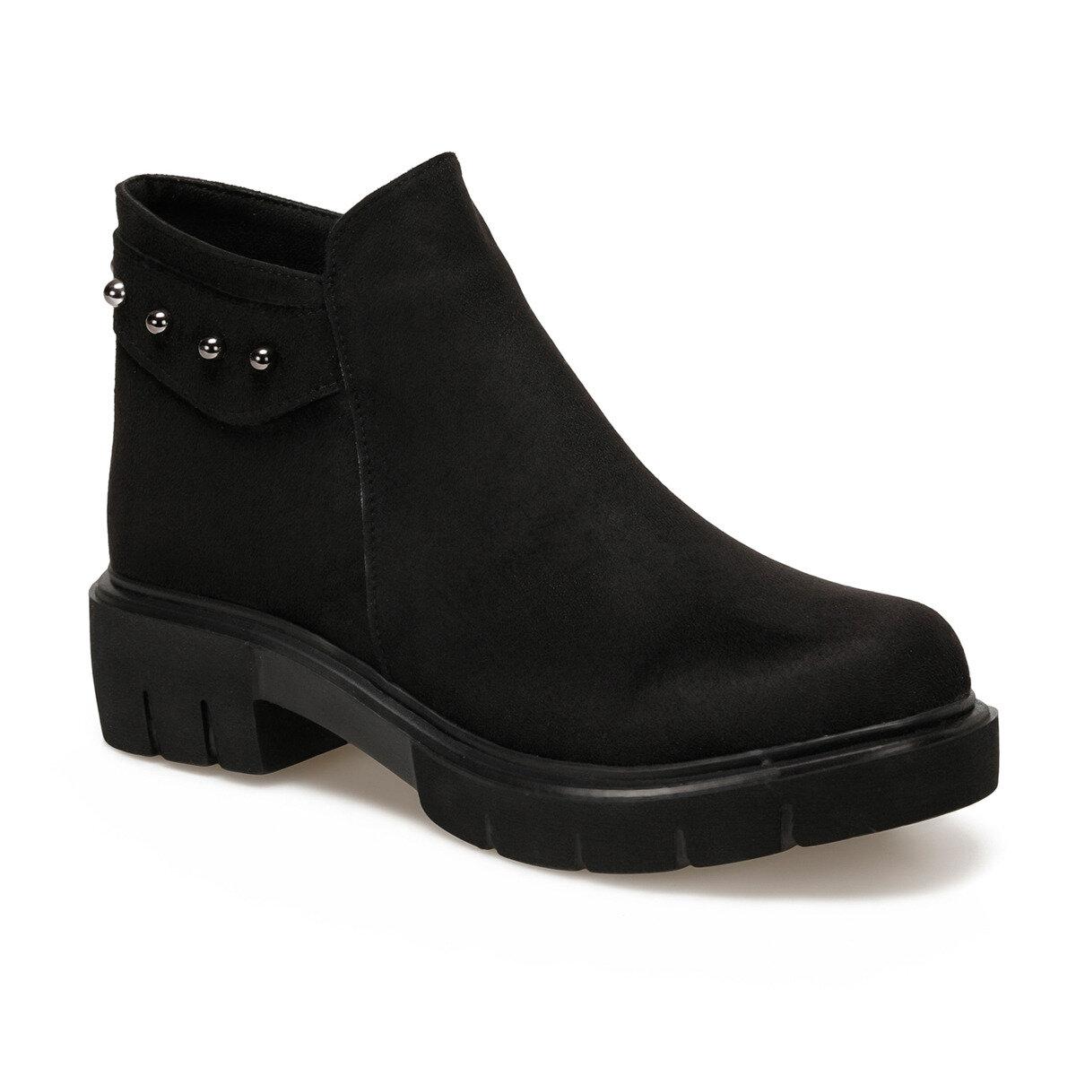 FLO 19SF-2022 Black Women Boots BUTIGO