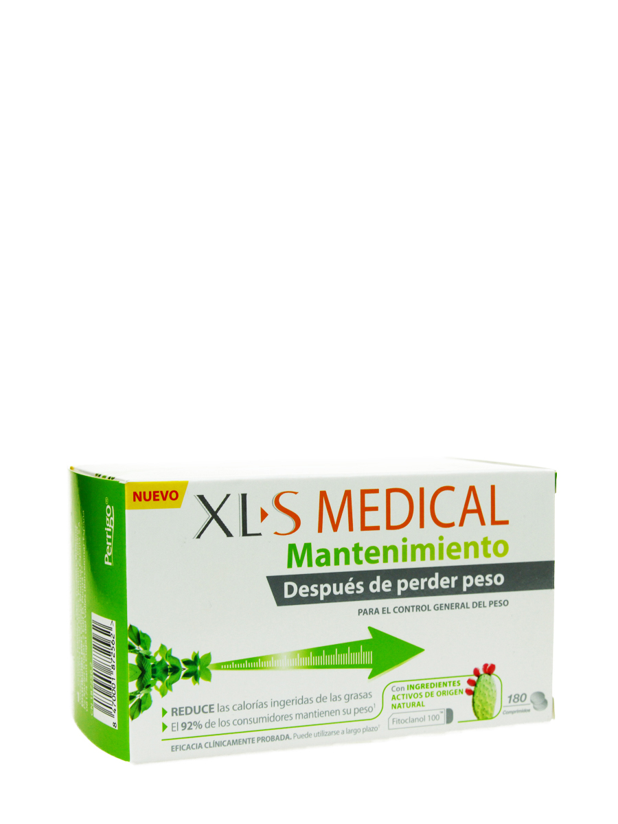 Xl-s medical maintenance 180 tablets Reduce calories consumed in maintenance diets