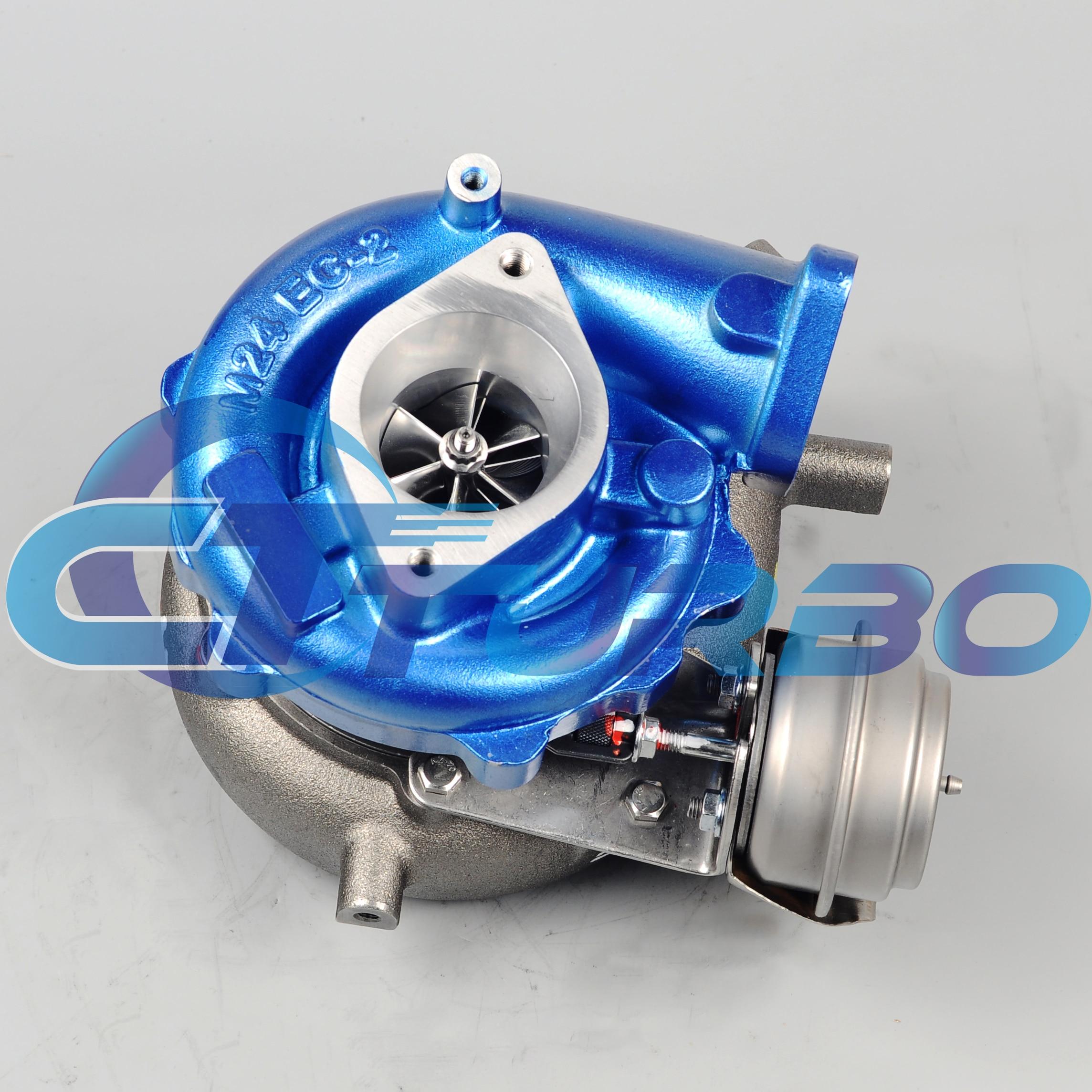Cct Stage One High Flow Turbo Voor Nissan Navara D40 YD25