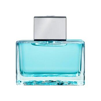 Parfum Antonio Banderas bleu séduction femme Eau de Toilette parfum 80 ml.