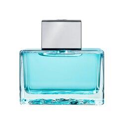 Perfume de Antonio Banderas seducción azul mujer Eau de Toilette perfume 80 ml