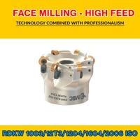 TK RD..16 018 ISO FACE MILLING   HIGH FEED EMR 63X4 022 RDKW 1604|Hob| |  -