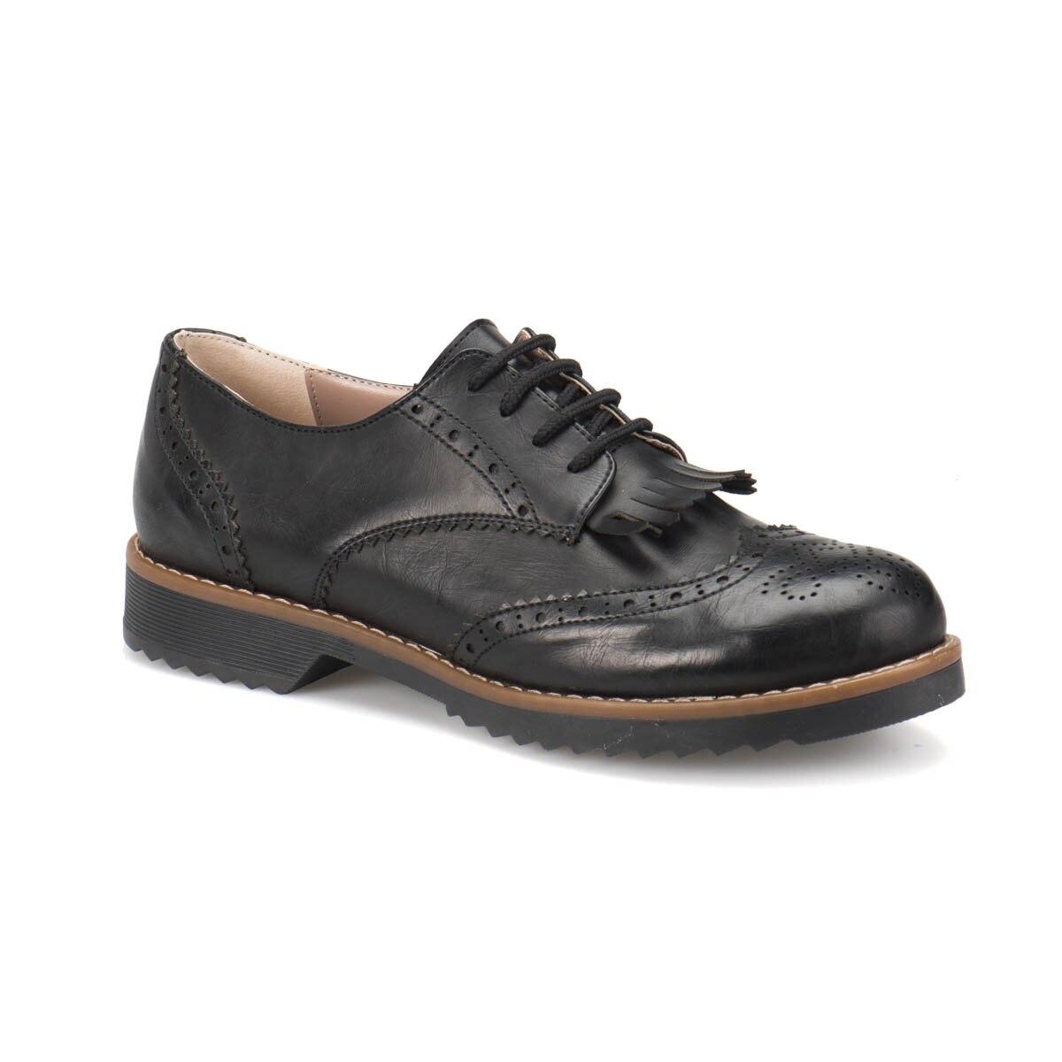 FLO W139 Black Women Maskulen Shoes BUTIGO