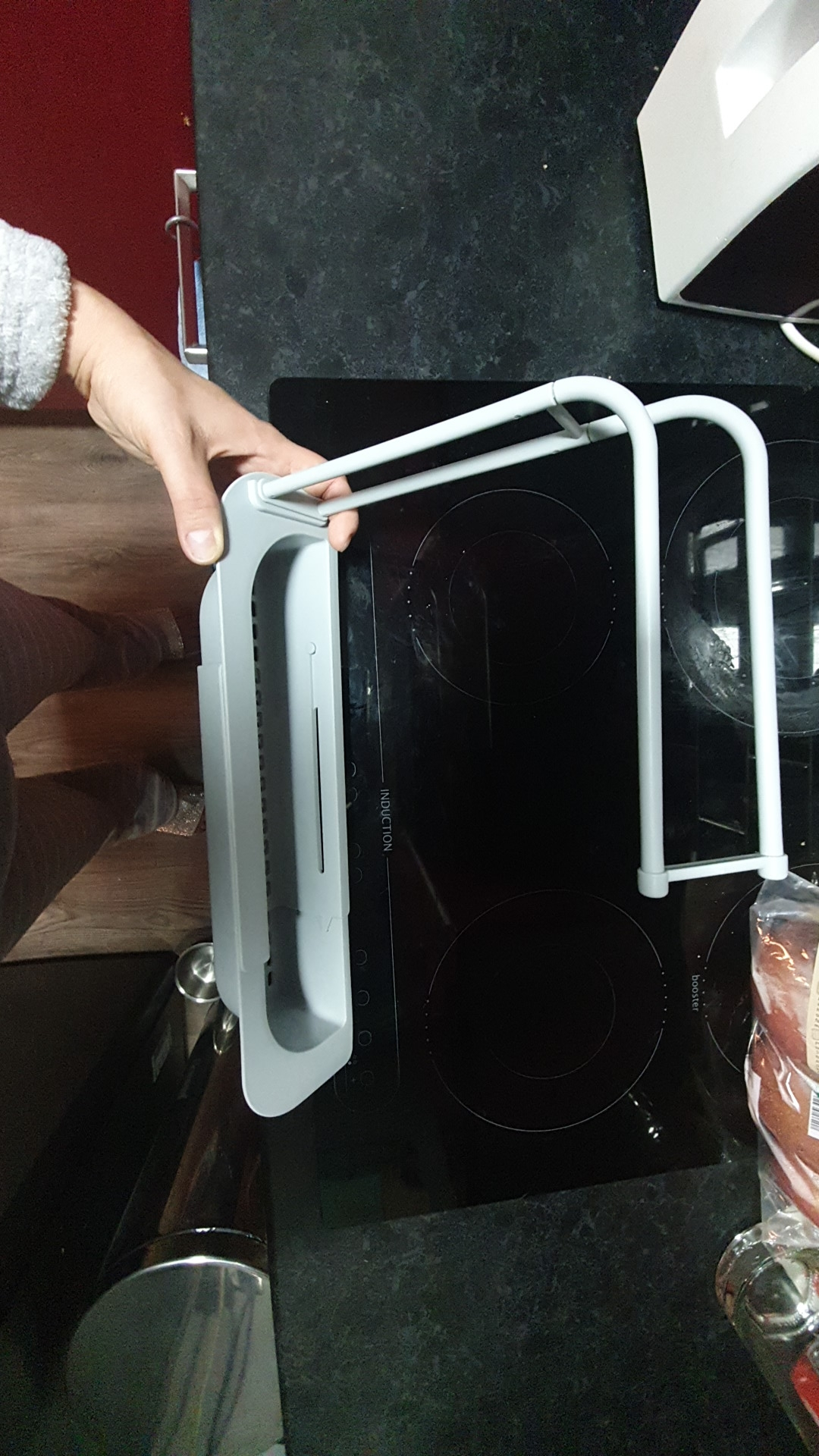 Telescopic Sink Storage Rack - muizow photo review