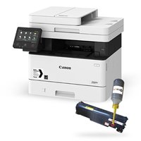 Canon Mf445dw Refill Toner Laser Printer Scanners Paper Sublimation Maker Plotter Color LCD Screen Cartridge Thermal Fax