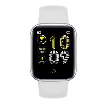 RUNDOING NY07 Smart watch Heart rate Blood pressure Fitness tracker Fashion men Sport smartwatch for ladies men 8