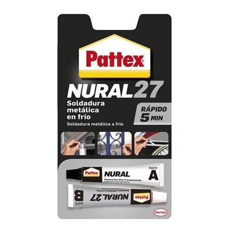 WELDING REP. METAL 22 ML GR COLD RAP NURAL-27 PATTEX