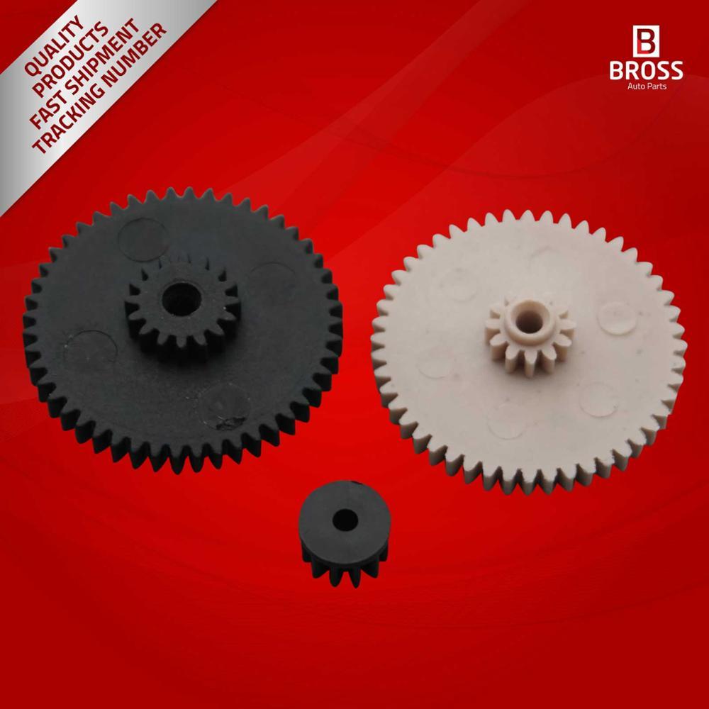 Bross BGE508-2 Speedometer Cluster Odometer Gears for   W463 W126 W123 R107 U.S spec