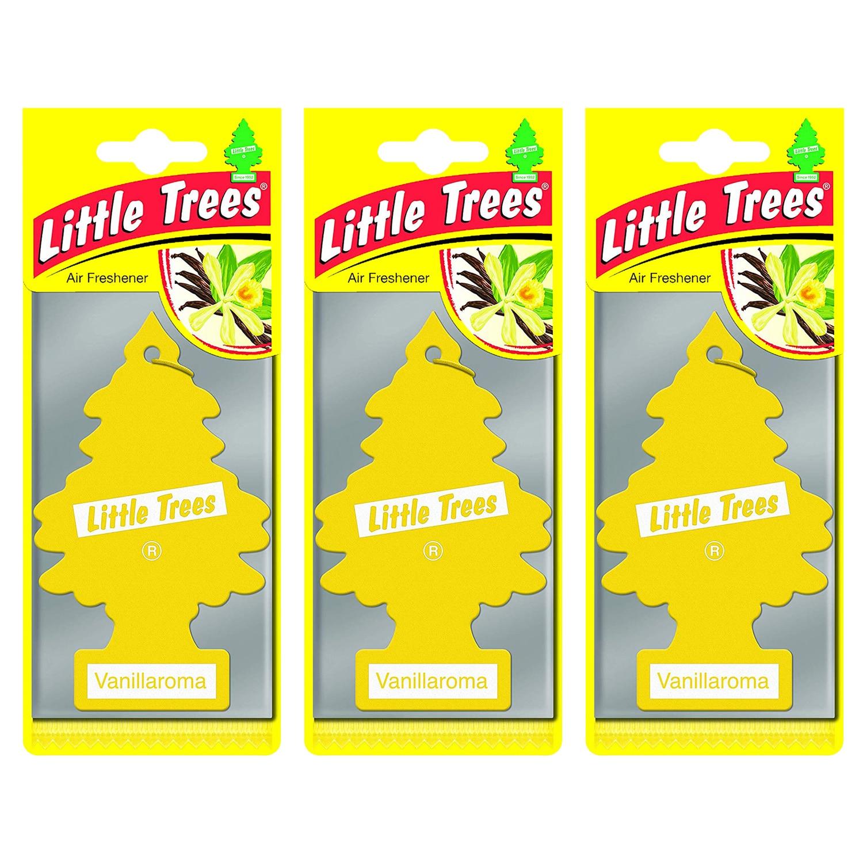 Little Trees Vanillaroma Vanilya Aromalı Oto Kokusu 3 Adet