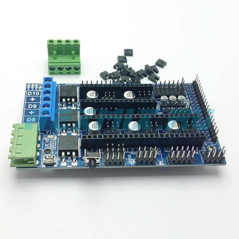 RAMPS 1.5 Motherboard For 3D Printer CNC Machine