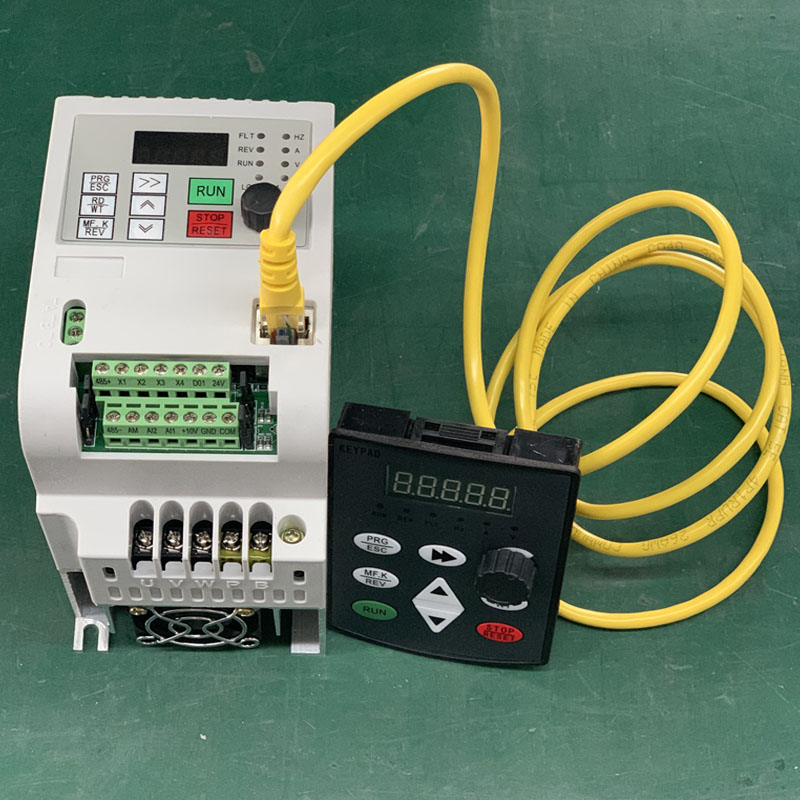 VFD AC 380V 1.5kW/<font><b>2.2KW</b></font>/4KW/5.5KW/7.5KW Variable Frequency Drive 3-Phase Speed Controller <font><b>Inverter</b></font> Motor VFD <font><b>Inverter</b></font> pay ship image