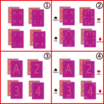 где купить marked playing cards Accessories, anti cheat poker, playing cards map, magic tricks decks дешево