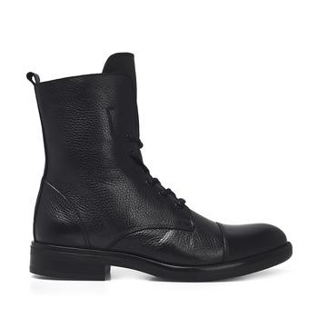 Marcomen skórzane buty na zamek błyskawiczny męskie buty 15212256 tanie i dobre opinie Podstawowe ANKLE