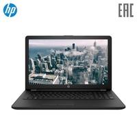Laptop HP 15 rb053ur AMD A4 9120/4 GB/128 GB SSD/noDVD/15.6 HD/ radeon R3/WiFi + BT/DOS/Black (4UT72EA)