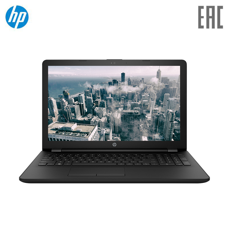 "Laptop HP 15-rb053ur AMD A4 9120/4 GB/128 GB SSD/noDVD/15.6 ""HD/ Radeon R3/WiFi + BT/DOS/Black (4UT72EA)"