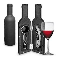 Zestaw butelek do wina (3 sztuki) na