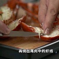 加拿大龙虾拆解教程的做法图解7