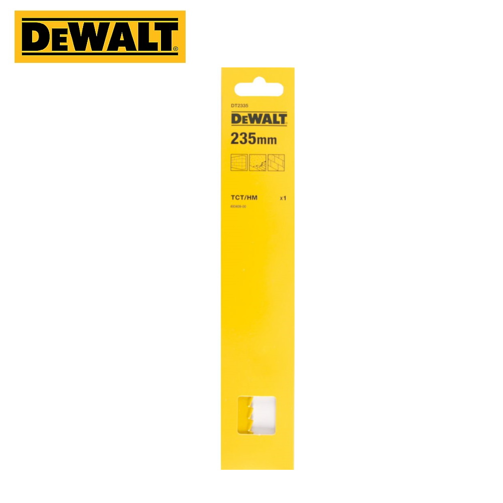 Canvas With Tungsten-carbide Teeth For сабельной Saw DeWalt DT2335-QZ Building Tool Construction Accessory To Cut The Metal Delivery From Russia