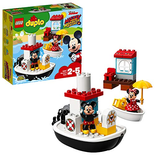 LEGO DUPLO Disney-Mickey boat (<font><b>10881</b></font>) Baby Game image