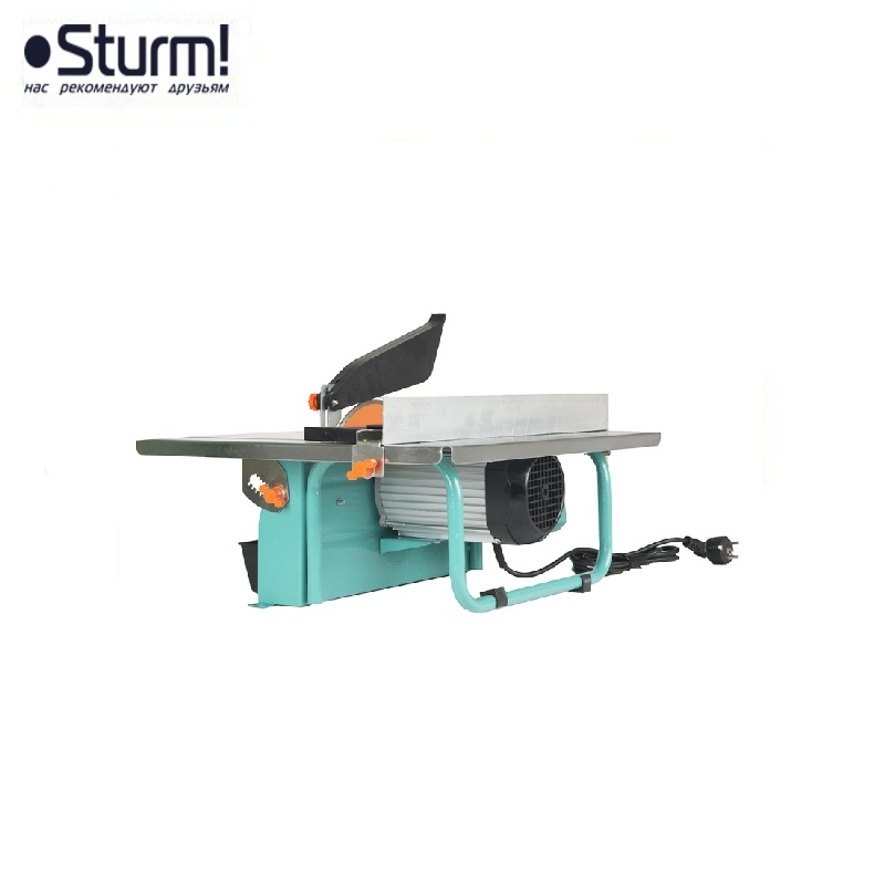 TC9820L Sturm tile cutter, lower dvig., 100 W, a disk of 200mm, sawed up to 41mm of an extra thick tile high precision tile cuts сувенир sawed off радиоактивная опасность