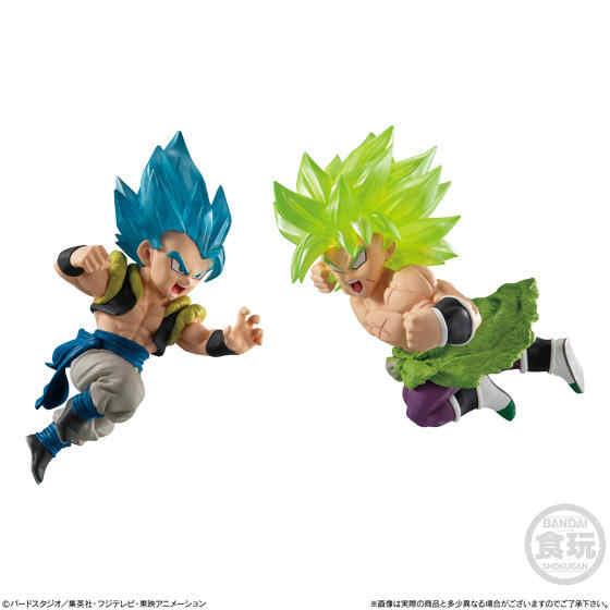 Bandai Dragon Ball Z Adverge MOTION 2 Mini Figure Toy Jeice Jheese Ginyu Force