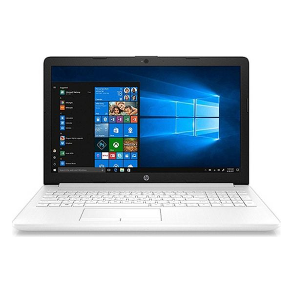 "Notebook HP 15-DA1049NS 15,6"" I5-8265U 12 GB RAM 256 GB SSD White"