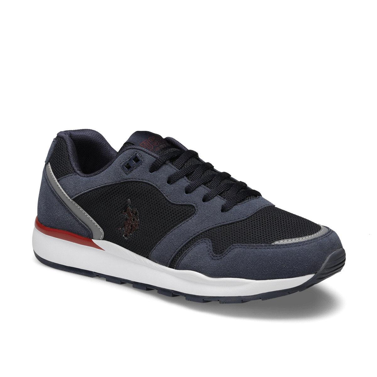 FLO GABI Navy Blue Men 'S Sneaker Shoes U.S. POLO ASSN.