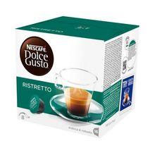 Coffee Capsules Nescafé Dolce Gusto 41640 Espresso Ristretto(16 uds