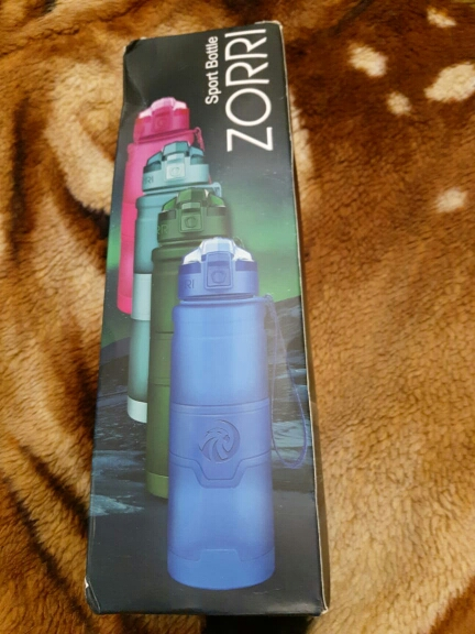 ZORRI Bottle For Water Protein Shaker Portable Motion Sports Water Bottle Bpa Free Plastic For Sports Camping Hiking Gourde|Water Bottles| |  - AliExpress
