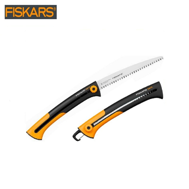 Large garden saw Fiskars Xtract™ (L) SW75 (1000614) Folding wood carving hand household plumbing tool