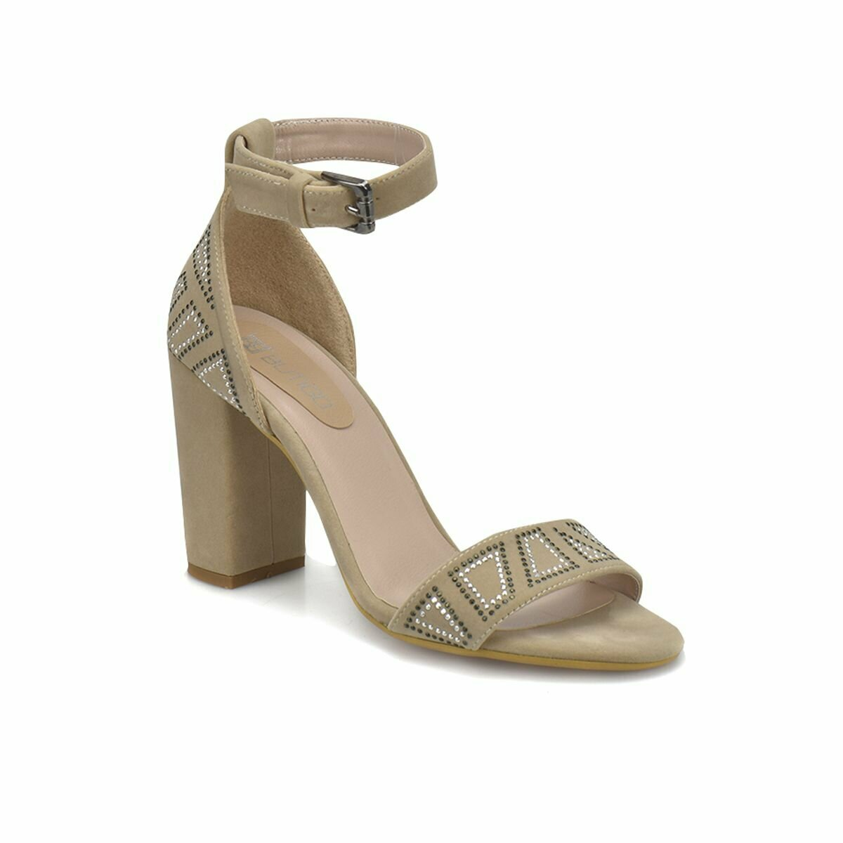 FLO 18S-087 Beige Women 'S Shoes BUTIGO