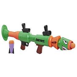 Lanzador de lanzacohetes Nerf quintnite