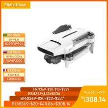 FIMI-Mini Dron X8 con cámara 4K, cuadricóptero RC, 8KM, FPV, de 3 ejes cardán, GPS, RC, RTF