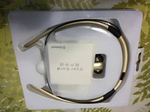 Bluetooth 4.1 In ear Earphone Level U  Headphone Noise Cancelling Headphone Wireless Neck Headsets Earphone Support A2DP HSP HFP|Bluetooth Earphones & Headphones| |  - AliExpress