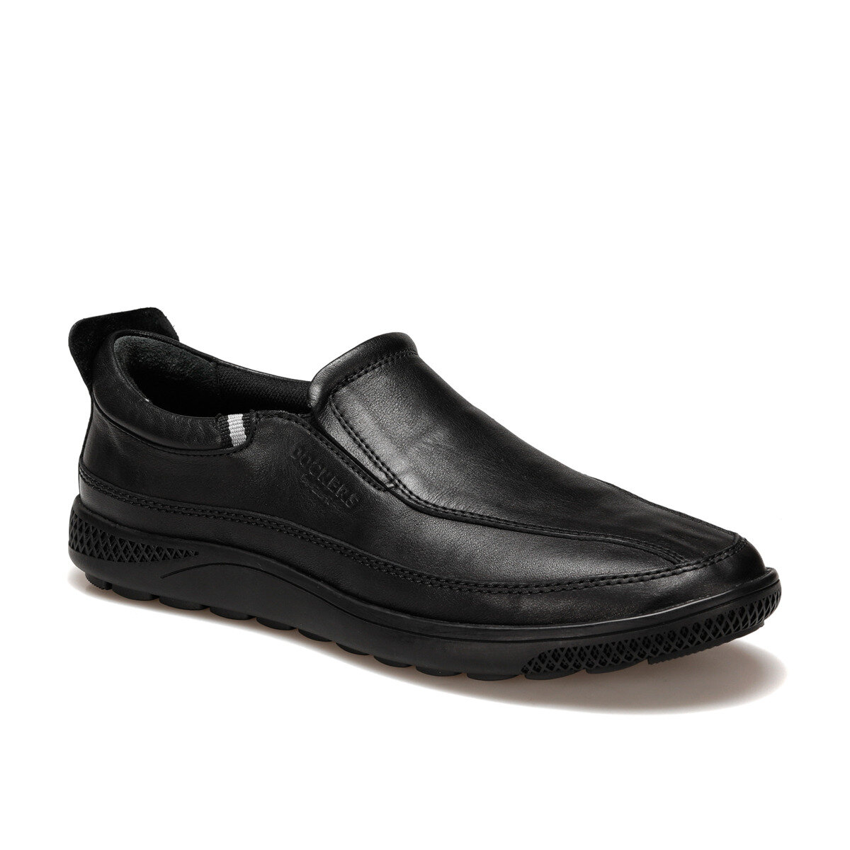 FLO 228281 Black Men 'S Comfort Shoes By Dockers The Gerle