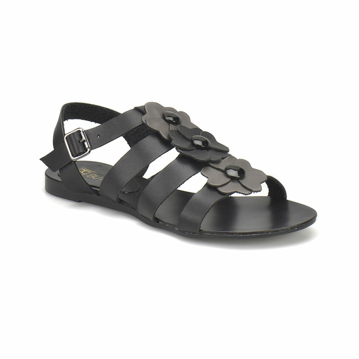FLO 18S-183 Black Women Shoes BUTIGO