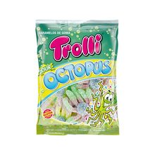 TROLLI Sour Octopus 100g.