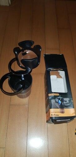 Auto-Mug Storage Organizer photo review