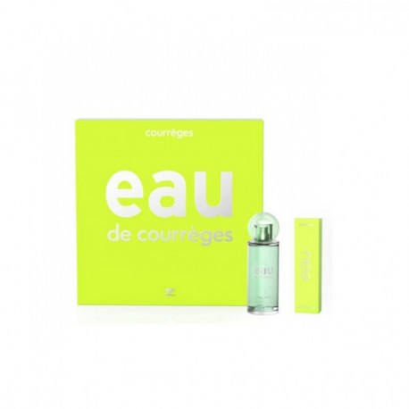 COURREGES EAU DE EDT 90ML + EDT 20ML