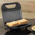 Cecotec Vierkante 3030 Sandwich Maker 750W