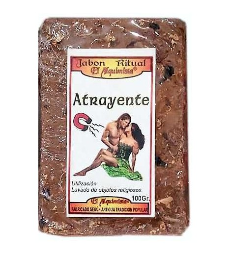 SOAP ATTRACTANT With Herbs 100g.