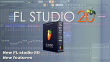 FL Studio manufacturer Edition 20, téléchargement et installation gratuits et utilisation