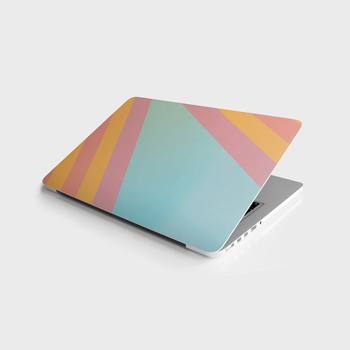 Sticker Master Retro Color Universal Sticker Laptop Vinyl Sticker Skin Cover For 10 12 13 14 15.4 15.6 16 17 19