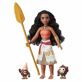 Doll Disney Princess Moana adventures and Kakamora