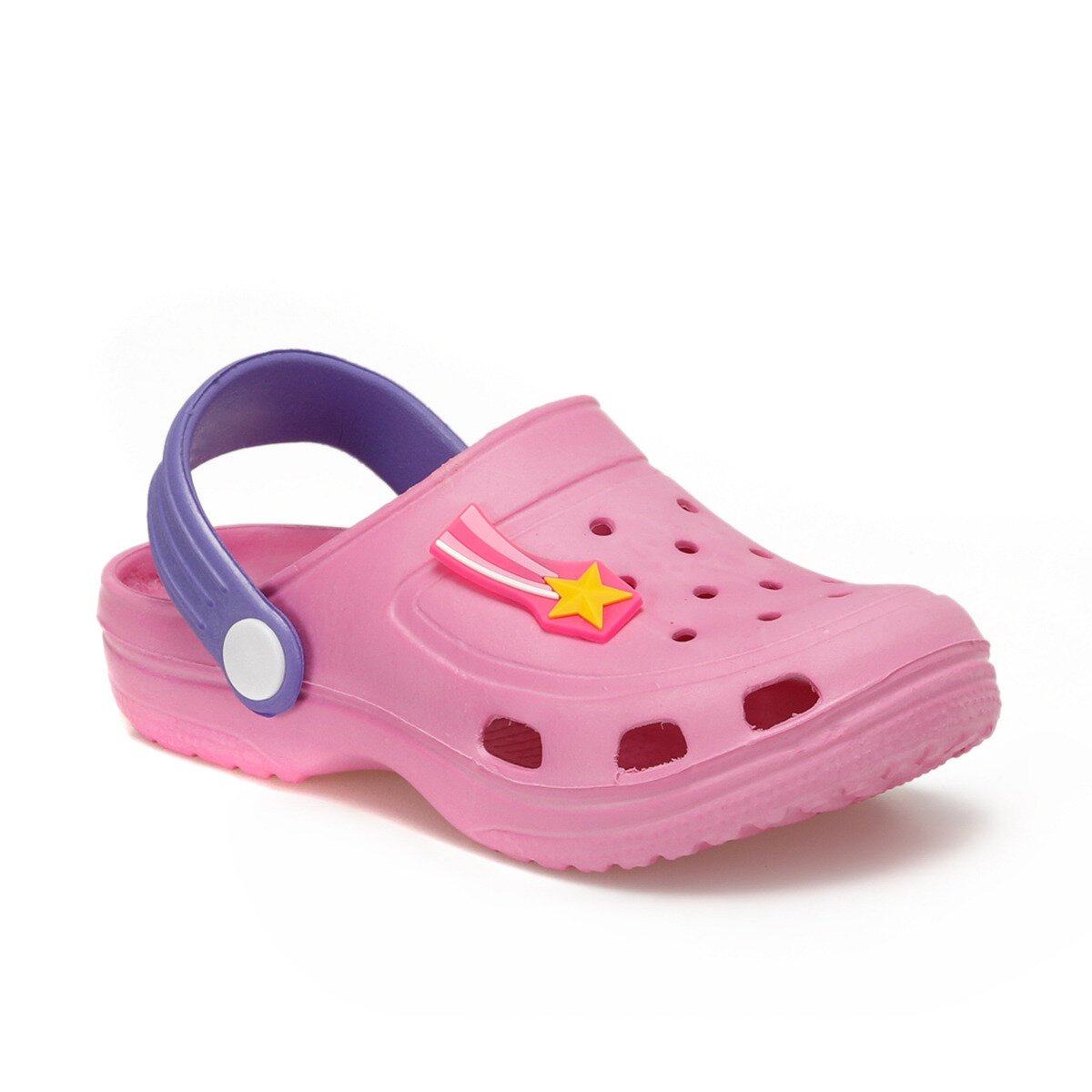 FLO FROG X Pink Female Child Sea Shoes KINETIX