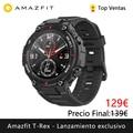 Lancio esclusivo Amazfit T-REX smart watch sport all'aria aperta xiaomi smart watch GPS bluetooth [Versione Globale]