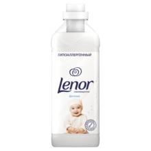Кондиционер для белья Lenor Концентрат для чувствительной кожи Детский 28 стирок 1 л