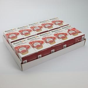 IBERITOS-10 Box PACK 5x25g's soup cream Ham curing