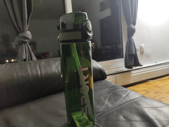 Leak-Proof Sports Water Bottle photo review